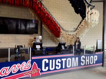 Braves Custom Shop