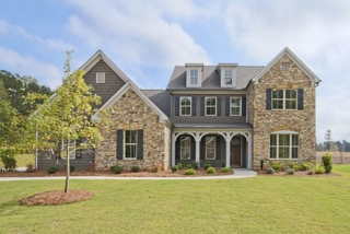 Traton Homes Opens New Phase at McClure Farms