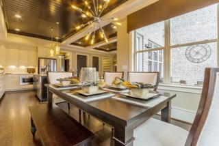 Traton Homes Debuts Decorated Model Home at Vinings Parc East
