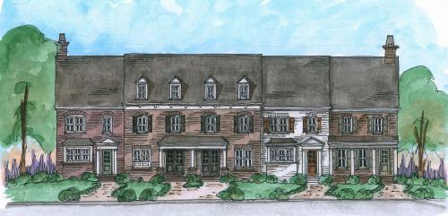 Traton Homes Introduces Encore Walk in Alpharetta