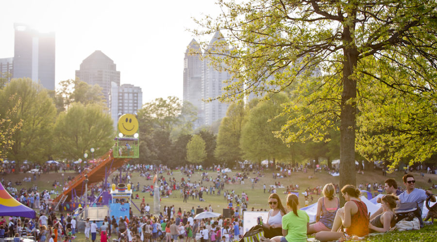 Top 10 Atlanta Festivals Throughout the Year