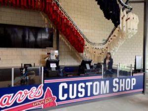 Braves Custom Shop