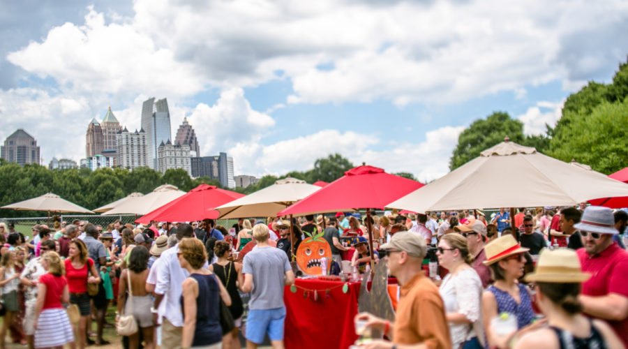 Atlanta's Top Summer Festivals