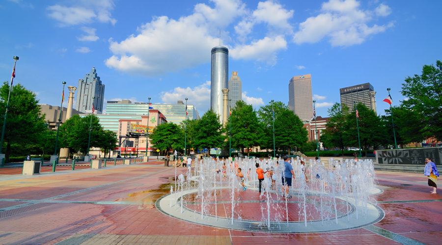 "Atlanta Named Top ""Staycation"" City"