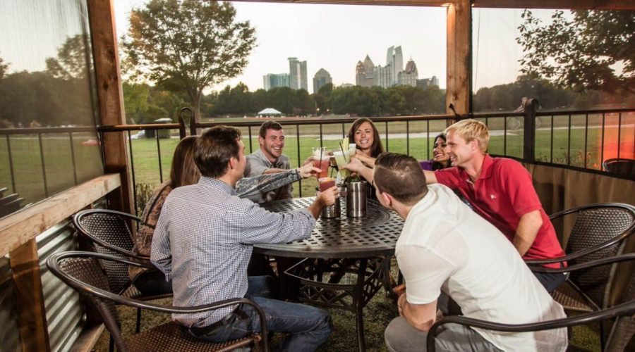 Where to Eat in Atlanta on New Year's Day