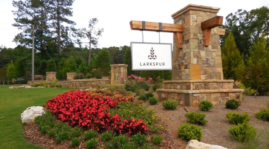 Larkspur Homes Enhance Alpharetta Living