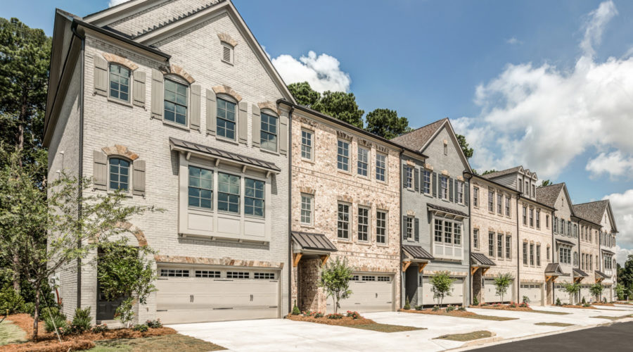 Skyland Brookhaven Townhome Community