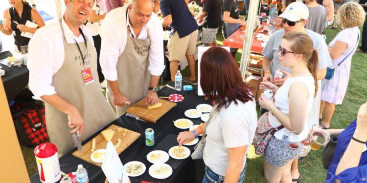 6th annual cheese fest atlanta