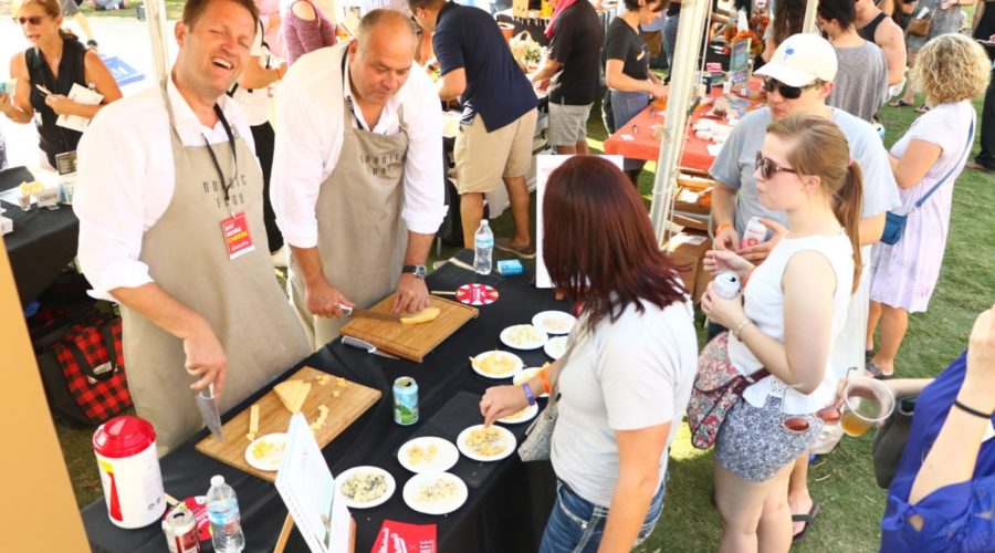 Mark your calendar for the 6th Annual Cheese Fest Atlanta