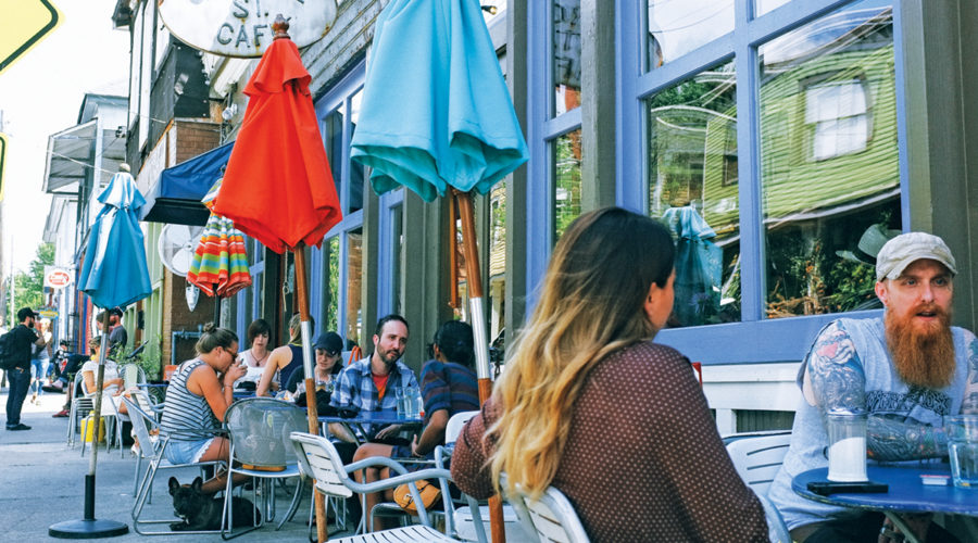 Best Intown Neighborhoods for Atlanta Millennials
