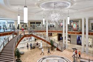 Phipps Plaza, shopping in Buckhead