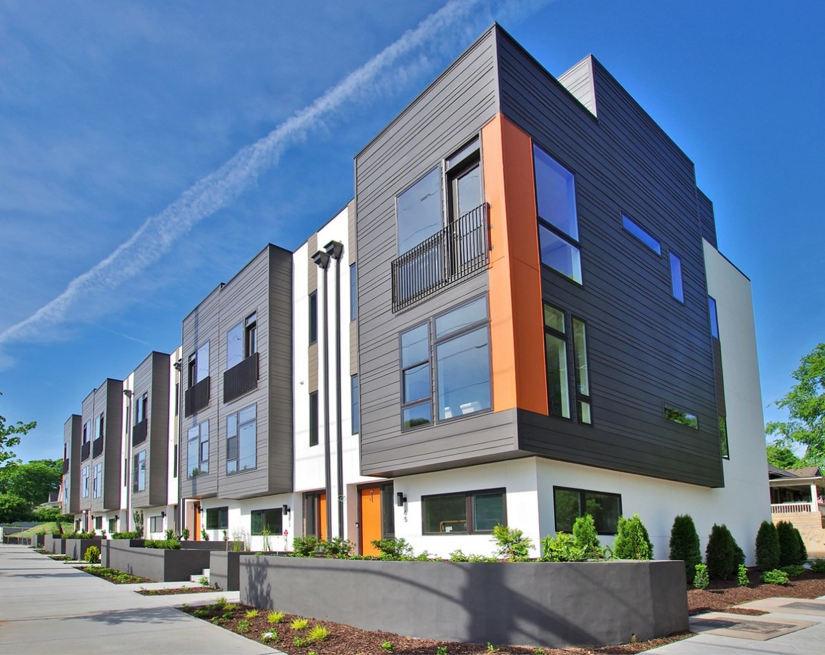 Reynolds Square townhomes
