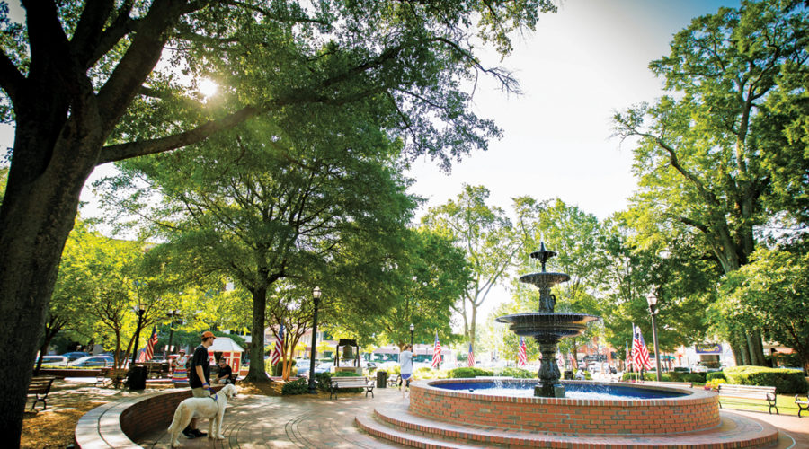 City Focus: Marietta