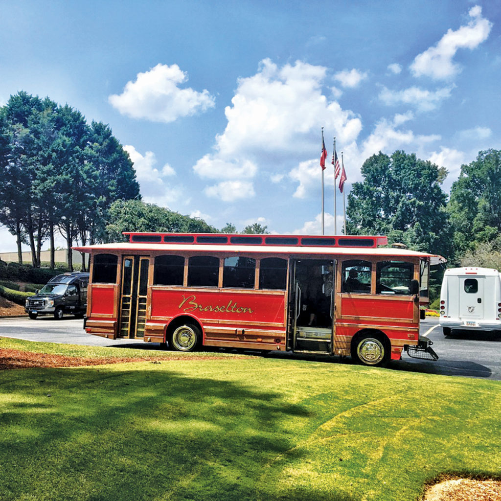 Braselton Profile-Trolley