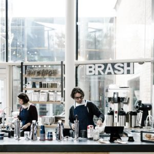BRASH Coffee at Atlanta History Center
