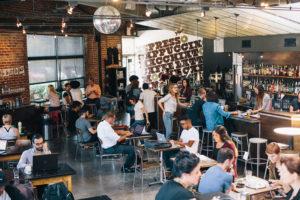 Octane Coffee Bar Westside