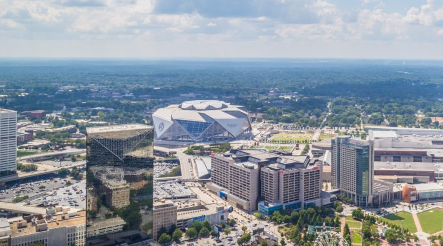 Patriots and Rams Fan Guide to the Super Bowl in Atlanta