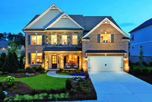 new home from Lennar in Atlanta