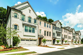 Skyland Brookhaven townhomes