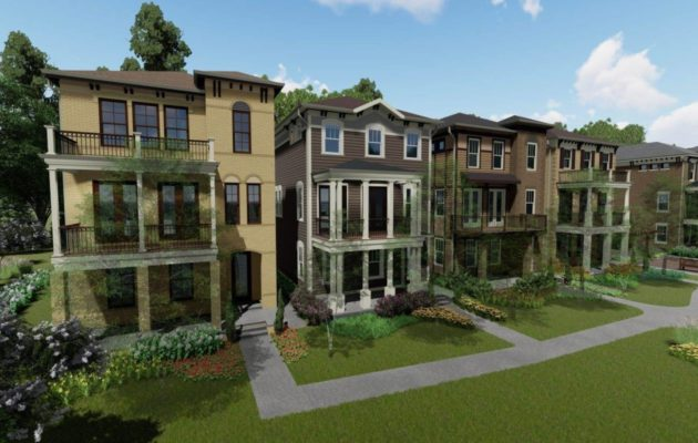 Alpharetta new home community