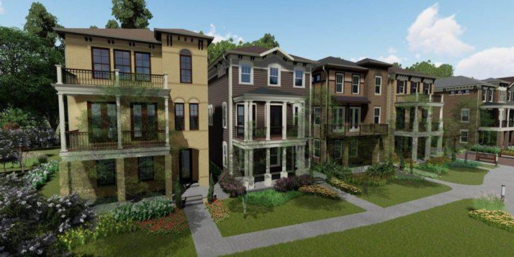 Alpharetta new home community