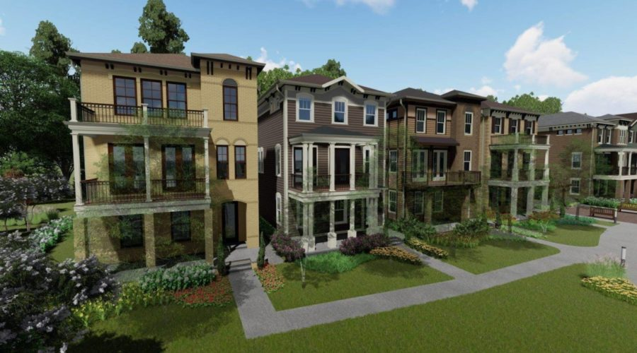 Magnolia Residential Properties Releases Home Designs for New Alpharetta Community