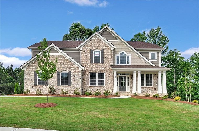 20 New Home Communities And Builders In Atlanta Knowatlanta