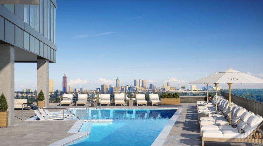 Atlanta's Hottest Rental Spots