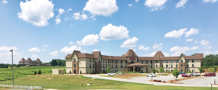 Hampton Inn and Suites Braselton
