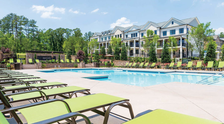 Builders in Atlanta: Edward Andrews Homes and Empire Communities