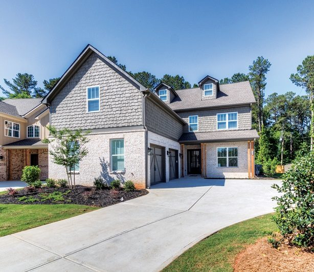 new homes in East Cobb