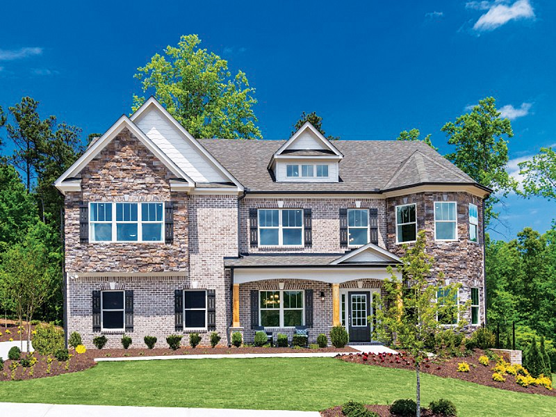 Woodland Reserve by Meritage Homes