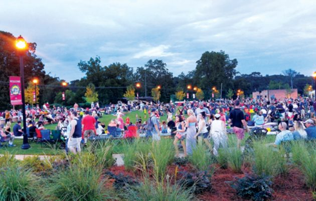 Festival on the Green in Braselton
