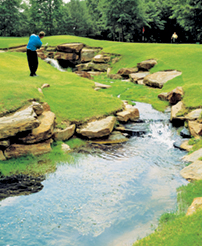 Golf Course GATR