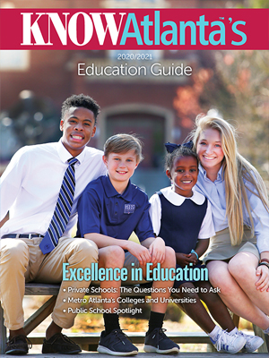 Metro Atlanta Schools-Education Guide - 2020