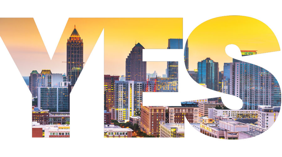 Say Yes to the City -ATLANTA/BROOKHAVEN/MIDTOWN