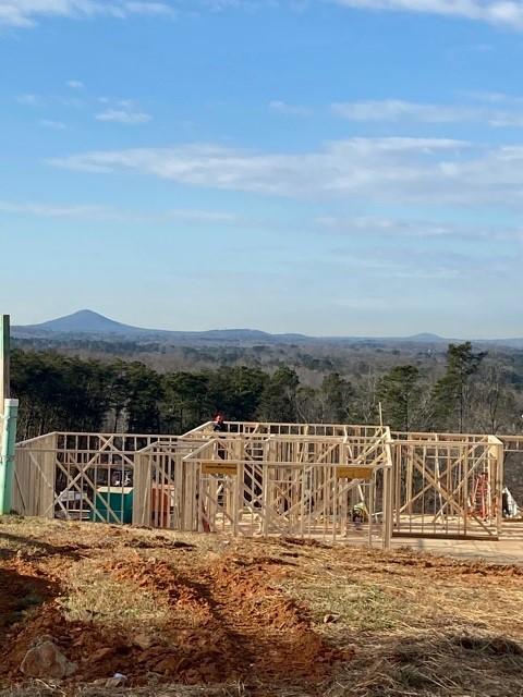 Davidson Homes under construction in East Cobb