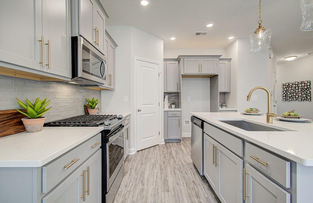 Caden Model Home Kitchen