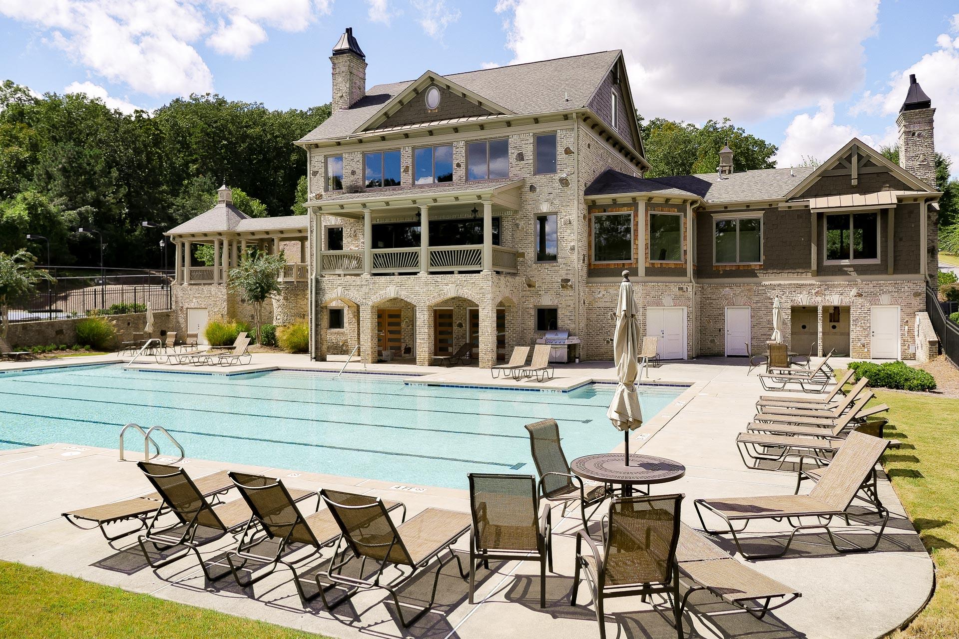 Mountainbrook amenities