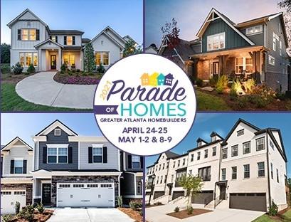 Atlanta Parade of Homes Kicks Off April 24