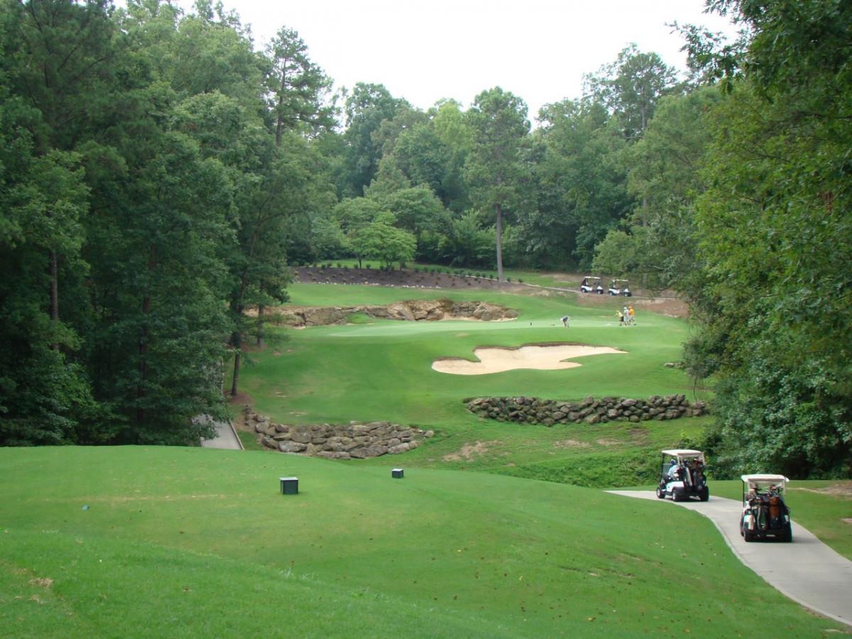 Cherokee Run Golf Club in Conyers