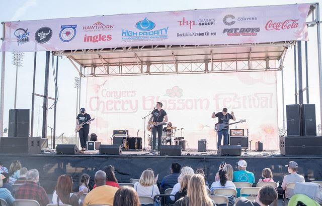 Cherry Blossom Festival in Conyers GA