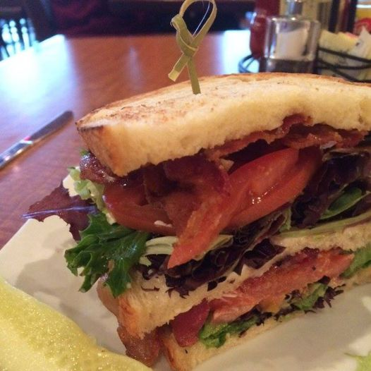 Food from Pats Eatery in Braselton