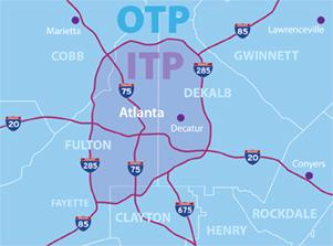 Atlanta: OTP vs ITP