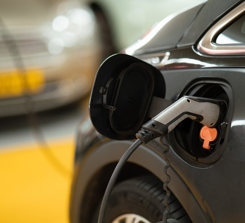 electric charging by Heliox
